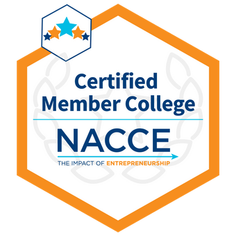 NACCE Certifed Member College Badge
