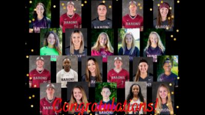 2019-2020 Athletics Graduates
