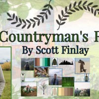 "Images of Scott Finlay's fictional brand ""The Countryman's Respite"""