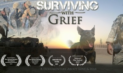 Surviving with Grief movie poster