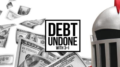 Debt Undone with 3+1